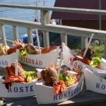 Mat i båt